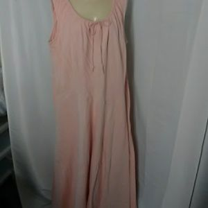 Peach Blush Dress